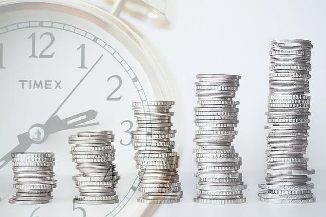 peníze a čas
